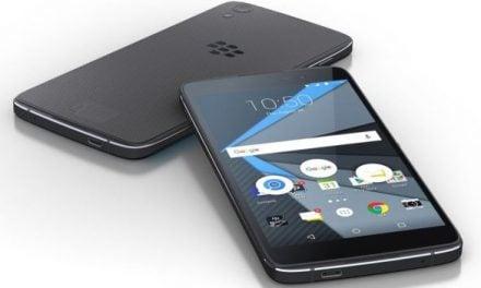 Noul telefon Blackberry Dtek50 cu Android