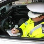 Contaventii care te lasa fara permis de conducere