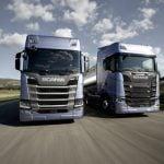 O noua generatie de camioane Scania a fost lansata la Paris