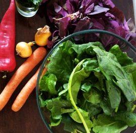Ce salate putem prepara in perioada postului?