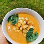 Reteta simpla de supa crema de legume