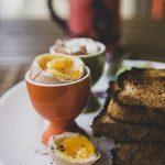 Mic dejun simplu, proteic si bogat in vitamine
