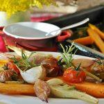 Tigaie picanta cu muschiulet de porc si legume