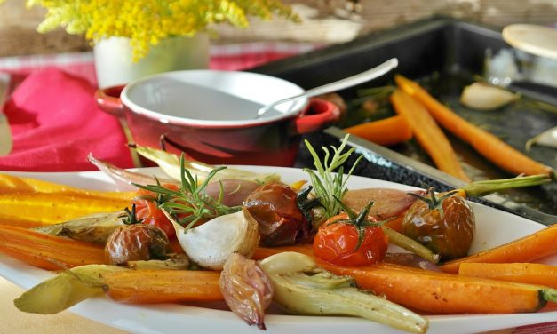 Reteta simpla de piept de pui umplut cu legume