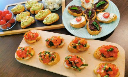 Idei de aperitive pentru mesele de sarbatoare